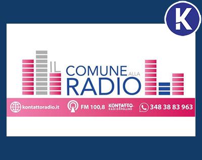 Il comune alla radio